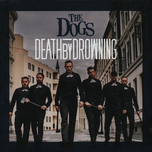 Dogs, The ‎– Death By Drowning Lp