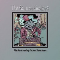 Salmon Smokers ‎– The never-ending Coconut Experience Cd