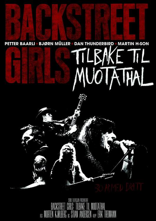 Backstreet Girls - Tilbake Til Muotatha DVD