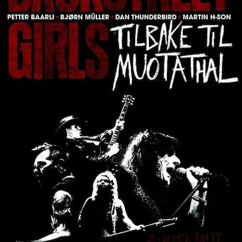 Backstreet Girls - Tilbake Til Muotatha DVD