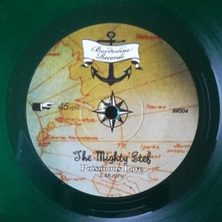 Mighty Stef, The / Gringo Bandido & The Fab Four ‎– Poisonous Love/True Romance 7'' Green