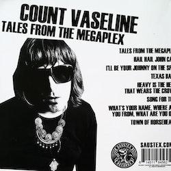 Count Vaseline – Tales from the Megaplex Lp