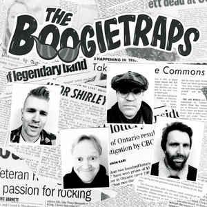 Boogietraps, The – The Boogietraps 7''