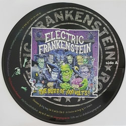 Electric Frankenstein ‎– The Buzz Of 1000 Volts! Lp