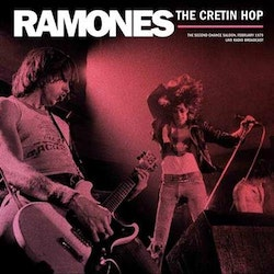 Ramones - The cretin hop Lp