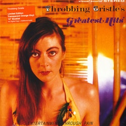 Throbbing Gristle ‎– Greatest Hits (Entertainment Through Pain) Lp