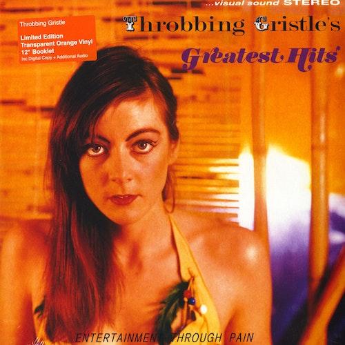 Throbbing Gristle – Greatest Hits (Entertainment Through Pain) Lp