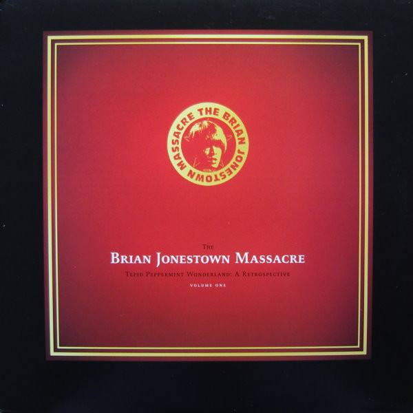 Brian Jonestown Massacre, The ‎– Tepid Peppermint Wonderland: A Retrospective (Volume One)  2Lp