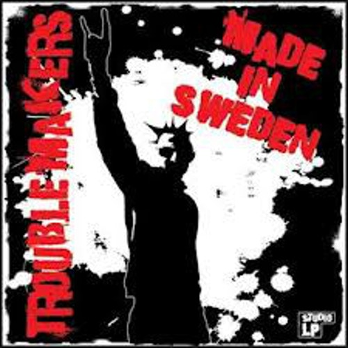 Troublemakers ‎– Made In Sweden Cd
