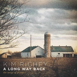 Kim Richey - A Long Way Back: The Songs of Glimmer Standard Edition - LP