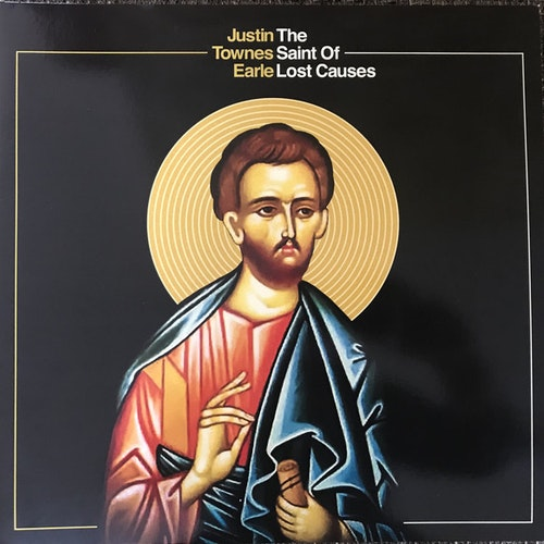 Justin Townes Earle ‎– The Saint Of Lost Causes Lp