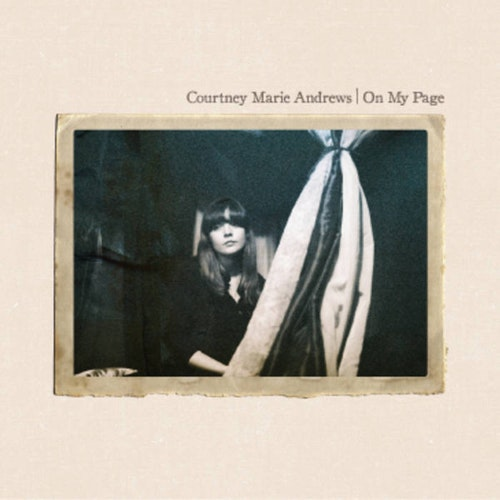 Courtney Marie Andrews ‎–  On My Page Lp