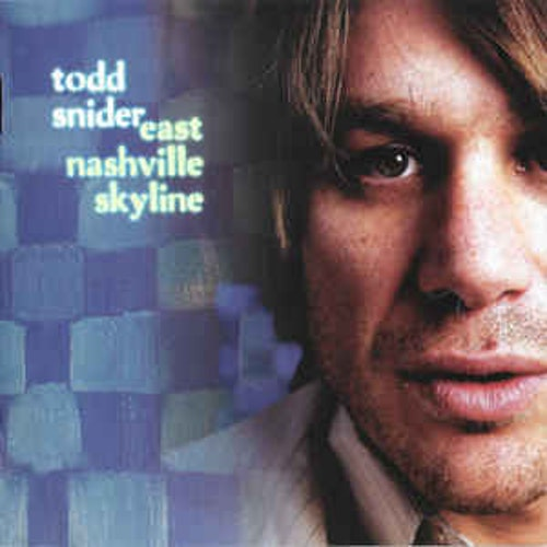 Todd Snider ‎– East Nashville Skyline Lp