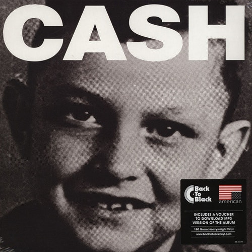 Johnny Cash ‎– American VI: Ain't No Grave Lp
