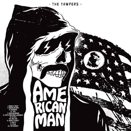 Yawpers, The ‎– American Man Lp