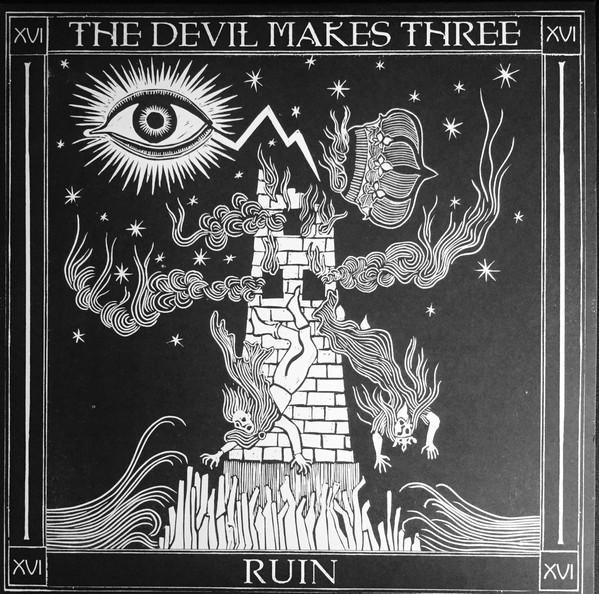 Devil Makes Three, The – Redemption & Ruin Lp