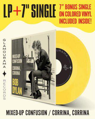 Bob Dylan – [Debut Album] Lp + 7''