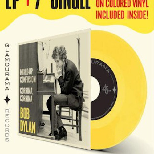 Bob Dylan ‎– [Debut Album] Lp + 7''