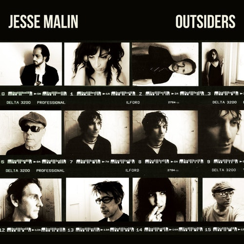 Jesse Malin ‎– Outsiders Lp