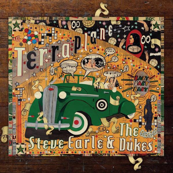 Steve Earle & The Dukes – Terraplane Cd