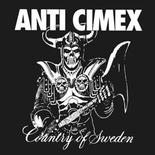 Anti Cimex – Country Of Sweden LP