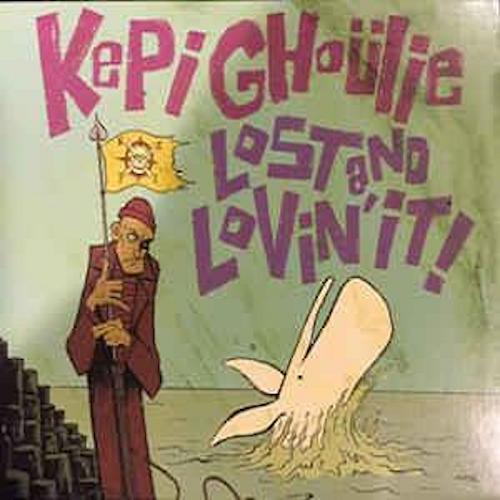 Kepi Ghoulie – Lost And Lovin' It! Lp
