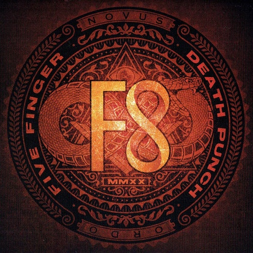 Five Finger Death Punch – F8 2Lp