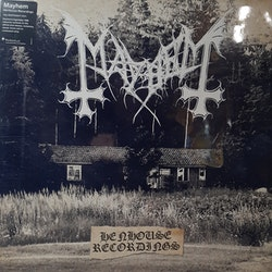 Mayhem ‎– Henhouse Recordings Lp
