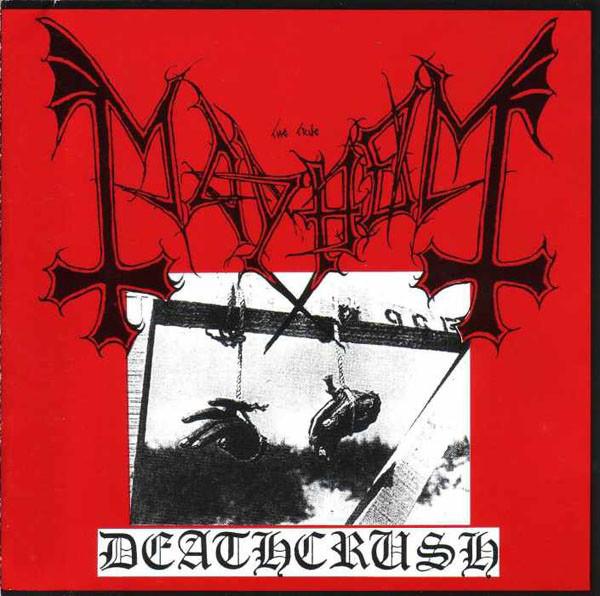 Mayhem – Deathcrush Cd