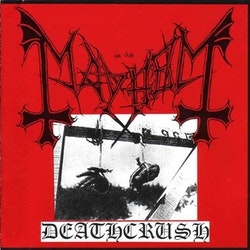 Mayhem ‎– Deathcrush Cd
