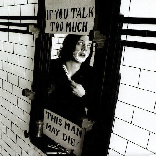 Jack White – Sixteen Saltines  7''