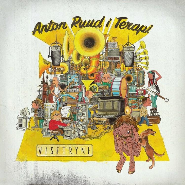 Anton Ruud I Terapi – Visetryne Lp