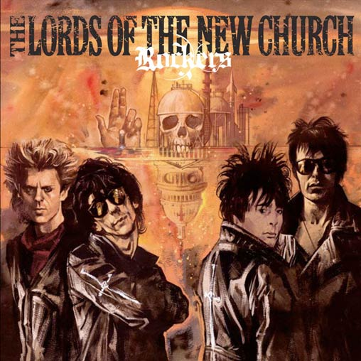 Lords Of The New Church ‎– Rockers Cd
