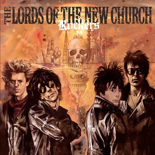 Lords Of The New Church – Rockers Cd