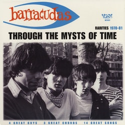 Barracudas ‎– Through The Mysts Of Time Lp