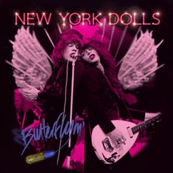 New York Dolls ‎– Butterflyin' Cd