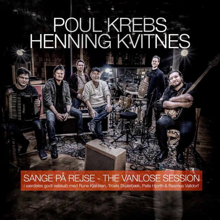Poul Krebs & Henning Kvitnes - Sange På Rejse - The Vanlose Session Lp