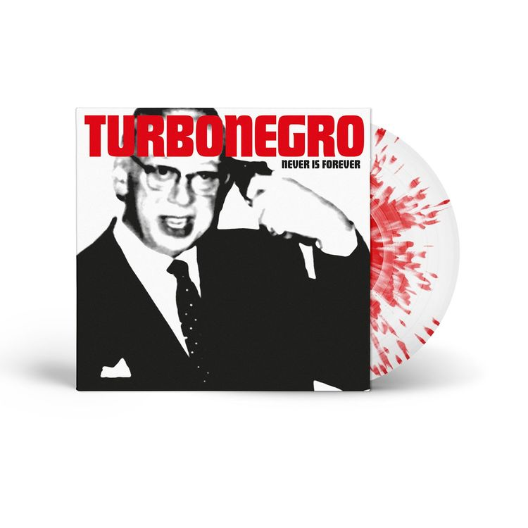 Turbonegro - Never Is Forever - Limited Edition  Lp