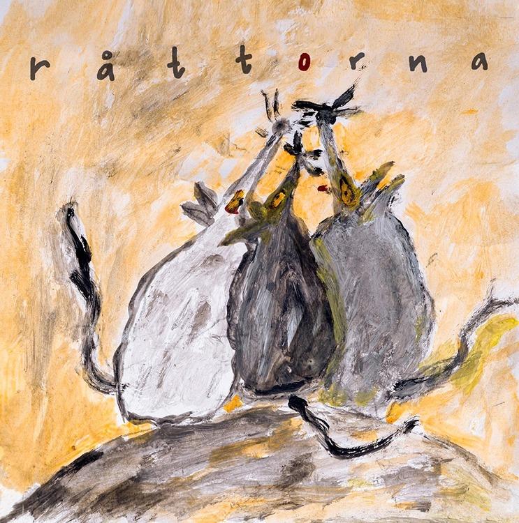 Råttorna -  Lp