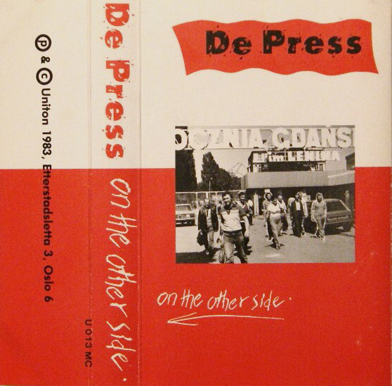 De Press ‎– On The Other Side Mc