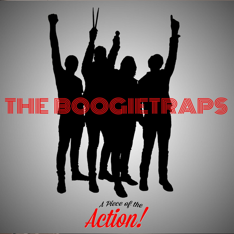 Boogietraps, The ‎– A piece of the action Lp