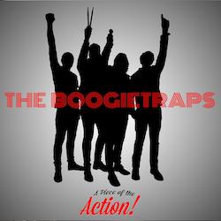 -TILBUD GJELDER KUN 16.01--Boogietraps, The – A piece of the action Lp