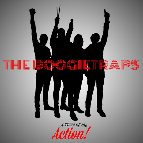 Boogietraps, The – A piece of the action Lp