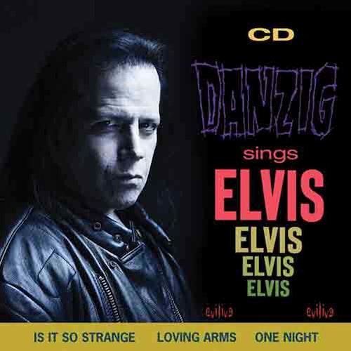 Danzig - Sings Elvis Lp