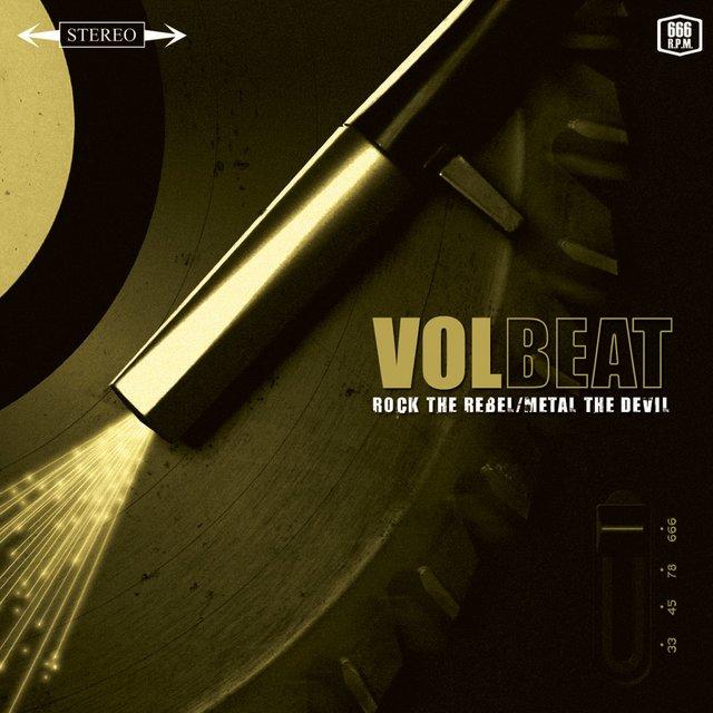 Volbeat - Rock The Rebel/Metal The Devil Lp