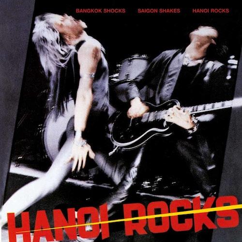 Hanoi Rocks – Bangkok Shocks, Saigon Shakes, Hanoi Rocks Lp