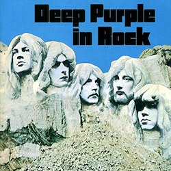 Deep Purple ‎– Deep Purple In Rock Lp