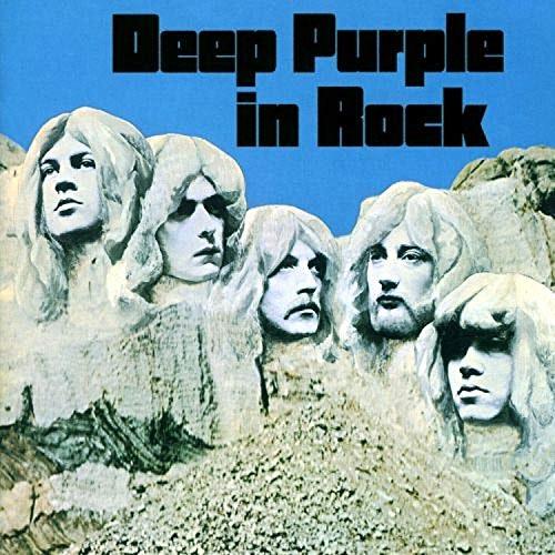 Deep Purple – Deep Purple In Rock Lp