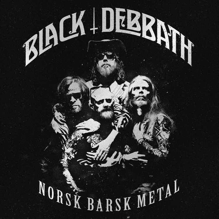 Black Debbath – Norsk Barsk Metal  LP