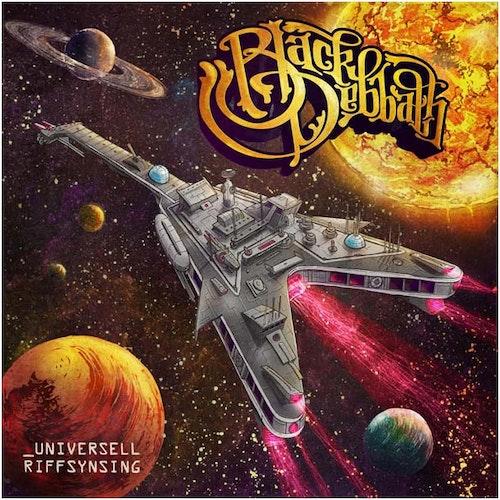 Black Debbath – Universell Riffsynsing   LP